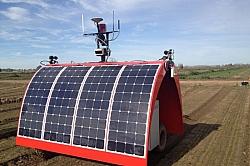 World's First Solar-powered Robot 'Ladybird' Unveiled In Australia