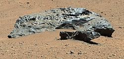 Curiosity Found Huge Meteorite On Mars