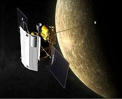 MESSENGER Going Closer And Closer To Mercury