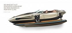 Kormaran Created Six Mode Convertible Luxurious Speedboat