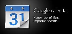Introducing Google's New Calendar App: Sleek, Elegant And Easy-to-use