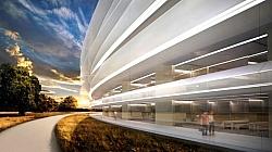 New Apple Campus 2 Drone Video shows Auditorium & More [August]