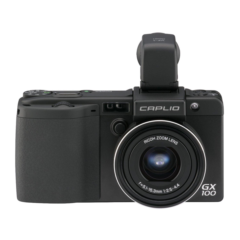 Ricoh Caplio GX100 10MP Digital Camera