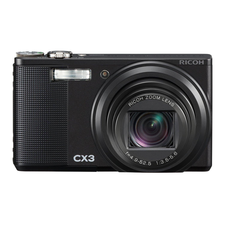 Ricoh CX3 10MP CMOS Digital Camera
