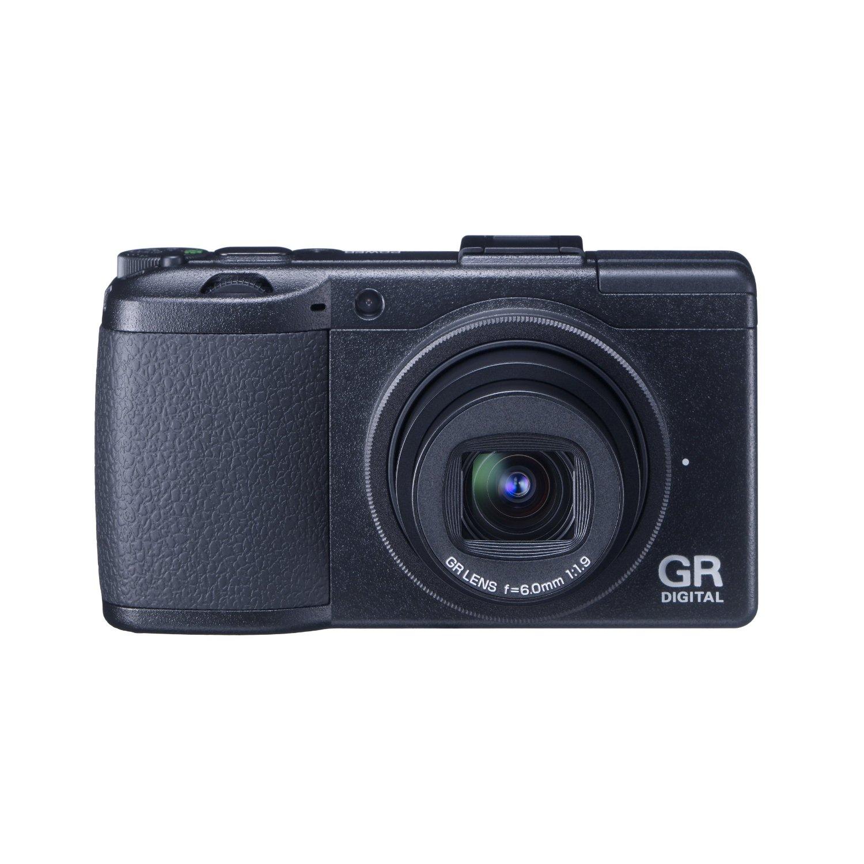 Ricoh GR DIGITAL III 10-MP CCD Digital Camera