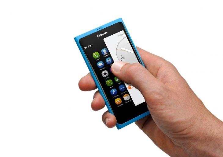 Nokia N9 MeeGo Phone Announced-image-15