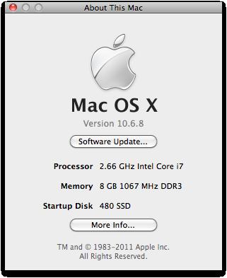 Download Mac OS X 10 6 8 Direct Link - The Tech Journal