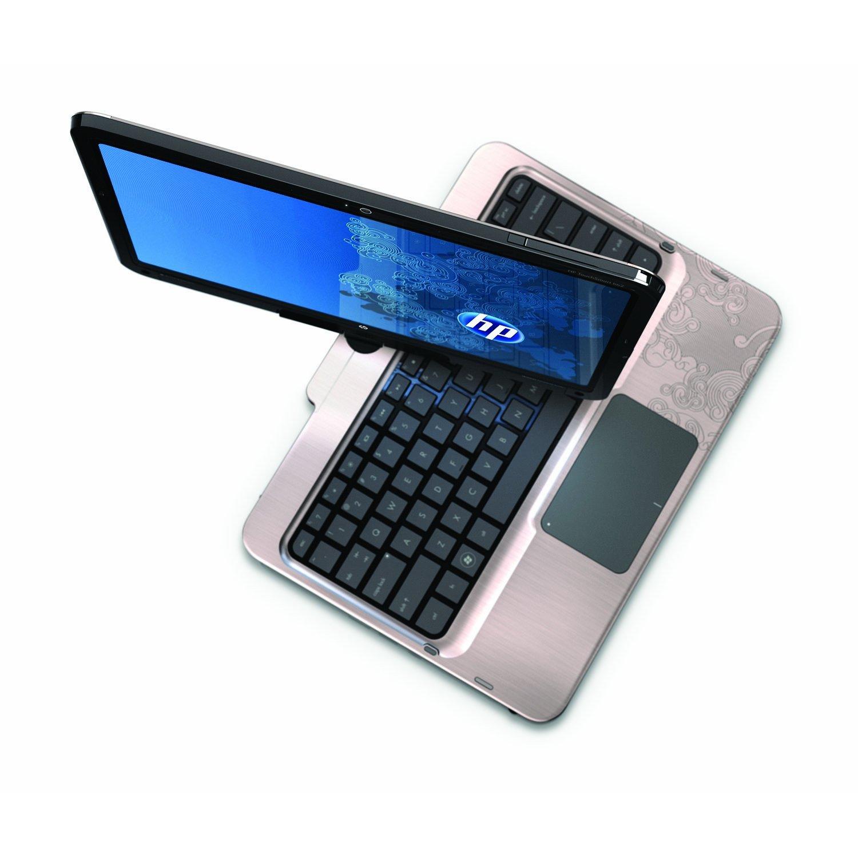 HP TouchSmart TM2-1070US 12.1-Inch Riptide Argento Laptop ...