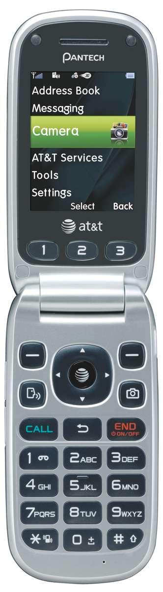 pantech breeze iii phone with at t the tech journal rh thetechjournal com Pantech P2020 User Manual AT&T Pantech Owner's Manual