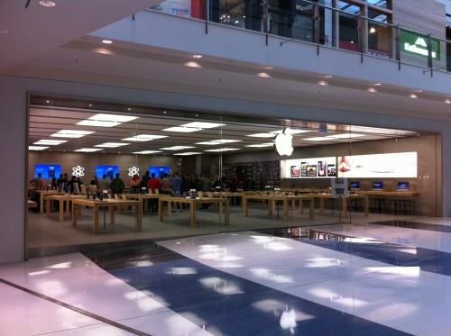 Apple Store Fashion Place Utah
