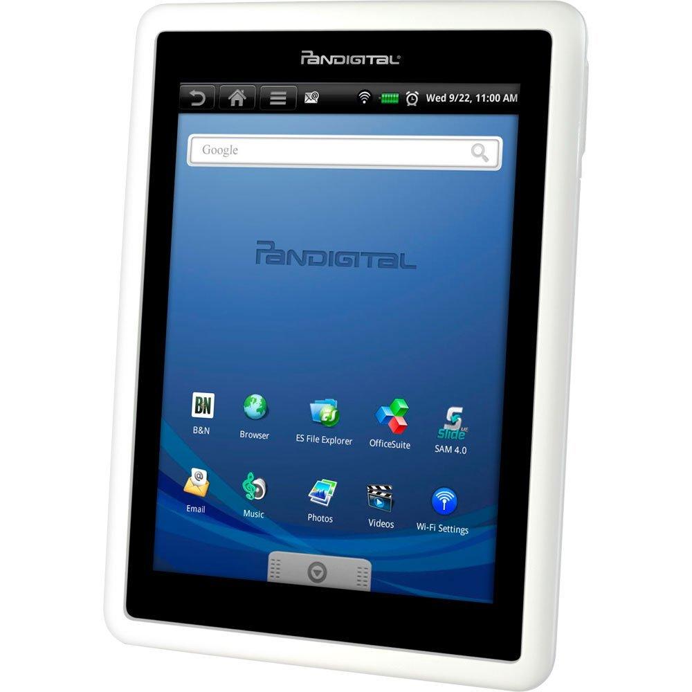 PanDigital 72-70FW 7-Inch Cheapest Tablet In Amazon
