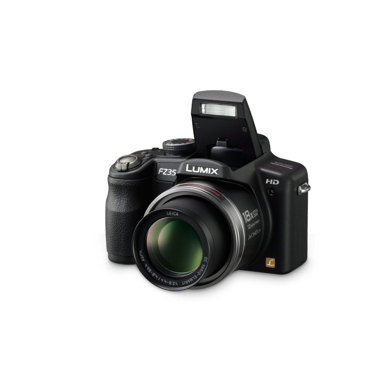 Panasonic Lumix DMC-FZ35 12.1MP Digital Camera