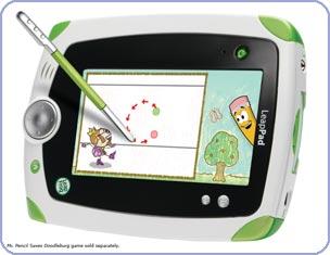 LeapFrog LeapPad Explorer - art