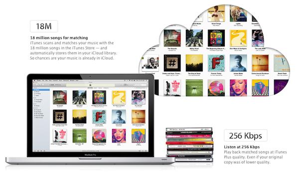 Apple Working On International iTunes Match