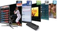 Samsung UN46D8000 Smart TV
