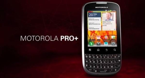 Motorola Pro+ 4G For Bell Canada