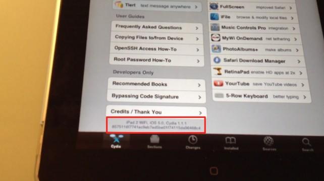 Demo Video Of iPad 2 Jailbreak On iOS 5 - The Tech Journal