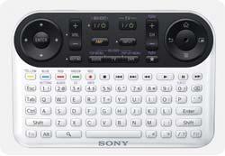 Sony NSX-32GT1 Keypad