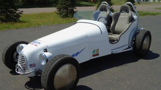 Envirotech's First Lightning Car