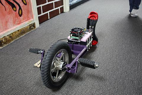 Self Balancing Electric Unicycle 1-image-2