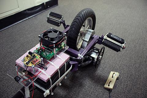 Self Balancing Electric Unicycle 3