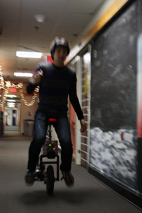 Self Balancing Electric Unicycle 5