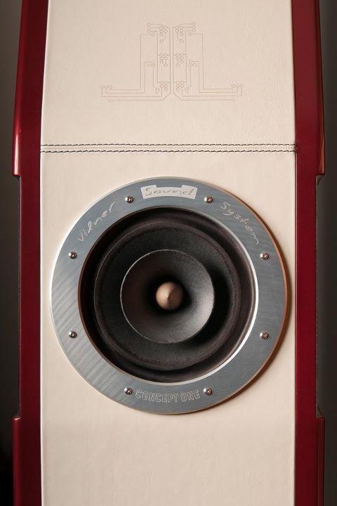Rimac Automobili Sound System