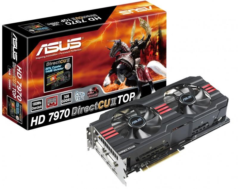 Radeon HD 7970 3GB DirectCU II