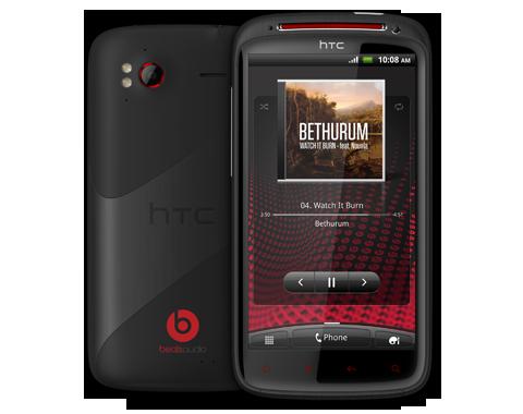 HTC Sensation XE Smartphone With Beats Audio