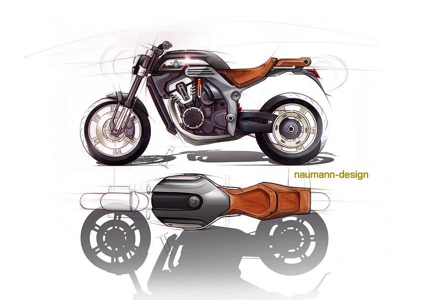 Horex V6 Motorcycle