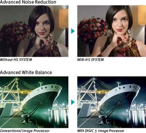 Canon PowerShot SX260 HS CMOS at Amazon.com