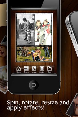 Nostalgio - Create Photo Collages