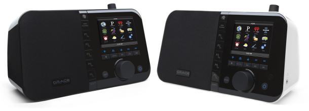 Mondo Wi-Fi Music Player And Internet Radio