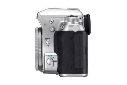K-5 Silver Special Edition Camera