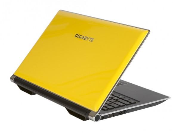 Gigabyte P2542G Gaming Notebook