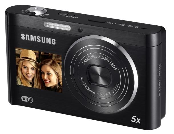 Samsung DV300F Digital DualView Camera