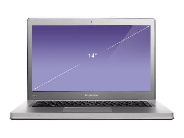 Lenovo IdeaPad U400 With Intel Core i5