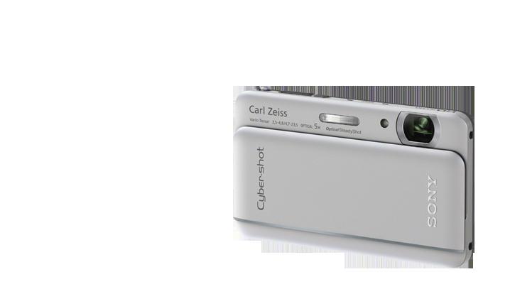 Sony Cyber-shot Digital Camera TX66