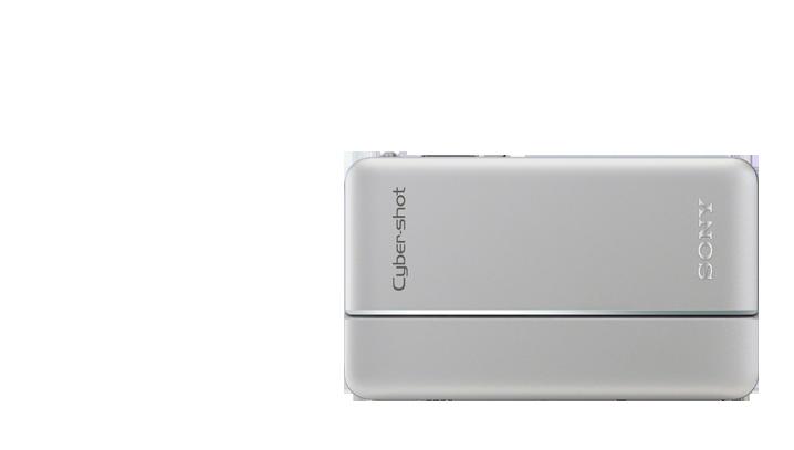 Sony Cyber-shot Digital Camera TX66 (Silver)