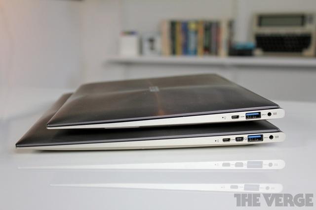 Asus Zenbook UX31A And UX21A