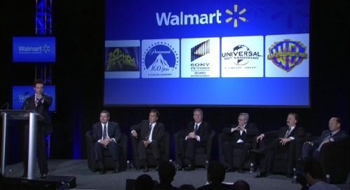 Walmart Disc-to-Digital Service Powered By VUDU