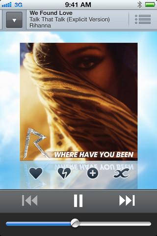 Sony Music Unlimited iOS App, Image Credit: Apple