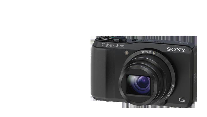 Sony Cyber-shot DSC-HX20V, Image Credit: Sony Store