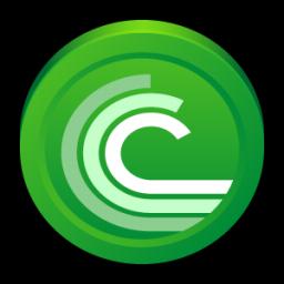 BitTorrent Logo, Image Credit: iconarchive.com