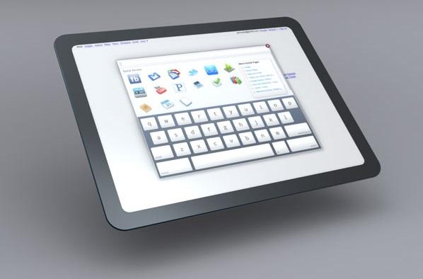 Google Nexus tablet, Image Credit: eeepc.net