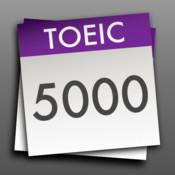 StickyStudy: TOEIC 5000 (English Study Flashcards)