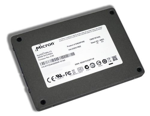 Micron's RealSSD P400e, Image credit: bestofmicro.com