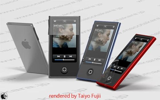 iPod Nano, Image credit: macrumors.com