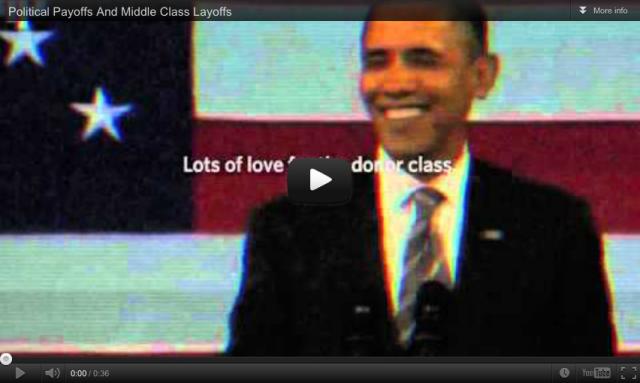 Obama singing ad