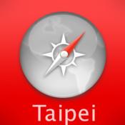 Taipei Travel Map